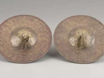Pair of cymbals