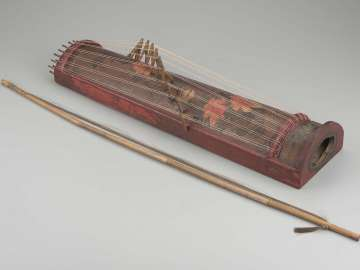 Zither (laqin)