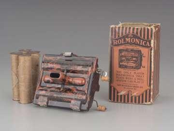 Automatic harmonica (Rolmonica)