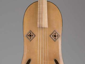 Tenor vielle (after Renaissance type)