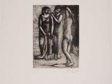 Group of Three Women (Groupe de Trois Femmes)