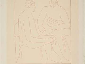 Numa suit les cours de Pythagore