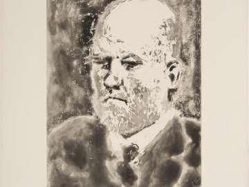 Portrait of Vollard, I