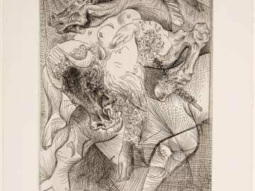 Female Bullfighter, II