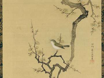 Plum Blossoms And Birds