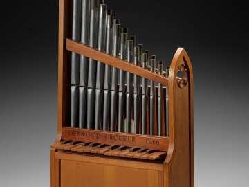Organ (Portative, after Renaissance type)
