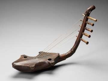 Arched harp (kundi)