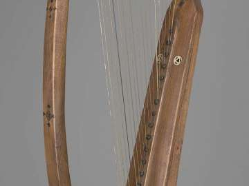 Harp (after 15th-century German type)