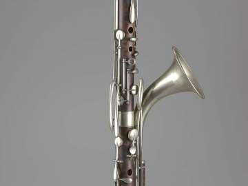 Bass clarinet in B-flat