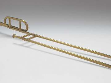 Tenor trombone (over-shoulder model)