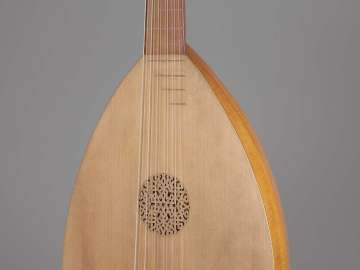 Lute (after Renaissance type)