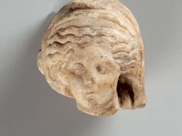 Head of Demeter-Io