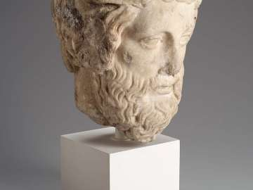 Head of Zeus-Ammon
