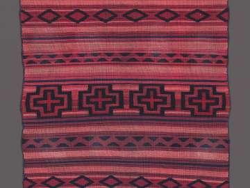 Late Classic blanket