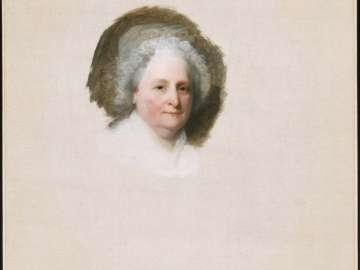 Martha Washington (Martha Dandridge Custis)