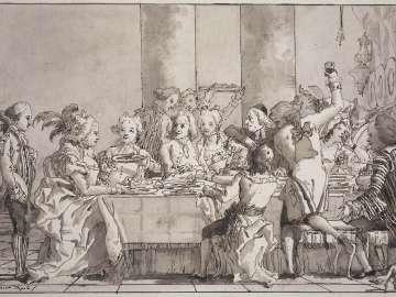 A Venetian Banquet
