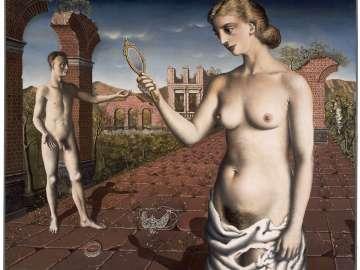Proposition Diurne (La femme au miroir)