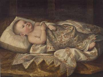Leopoldo De' Medici as a Child, 1617