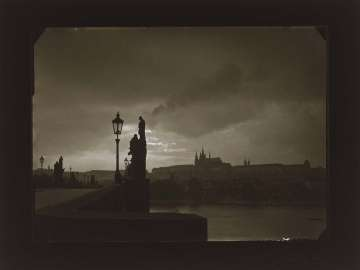 Evening on Charles Bridge