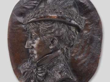 Portrait of Louise Abbema