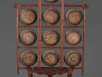 Set of gongs (yunluo)