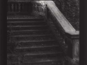 The Forgotten Staircase (from the series, Remembrances)