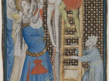 The Descent from the Cross (Opening of Vespers, Hours of the Cross)
