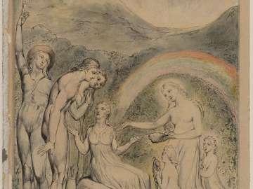 Sabrina Disenchanting the Lady (Illustration to Milton's