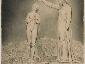 The Creation of Eve (Illustration to Milton's