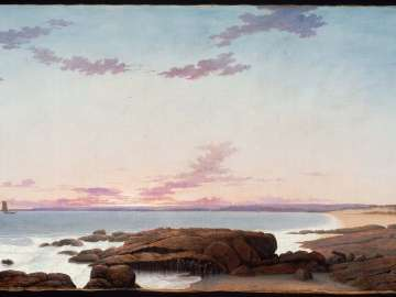 View of Coffin's Beach