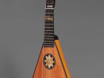 Guitar-harp