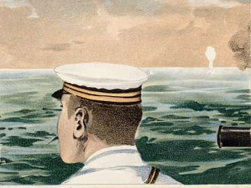 The Battle of the Japan Sea, no. 2