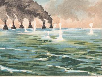 The Battle of the Japan Sea, no. 3