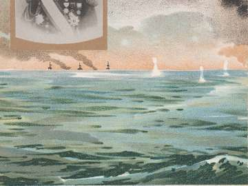 The Battle of the Japan Sea with Admiral Togo, no. 4