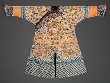 Child's semi-formal court robe (jifu)