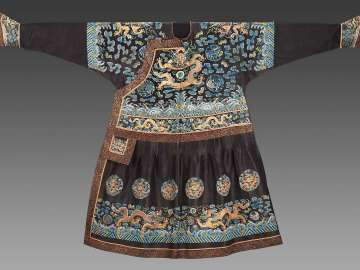Man's formal court robe (chaofu)