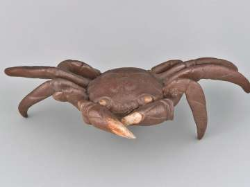 Paper weight (crab)