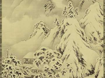 Three Visits by Liubei (Ryubi) to the Thatched Hut of Zhuge Kongming (Shokatsu Komei)