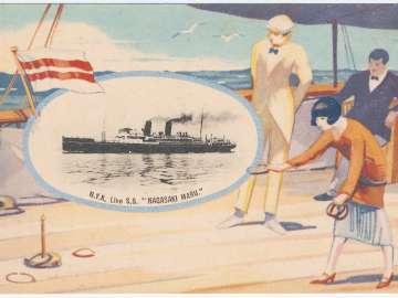 N.Y.K. Line S.S. Nagasaki Maru