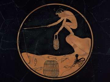 Drinking cup (kylix)