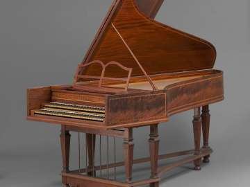 Harpsichord (after 18th-century type)