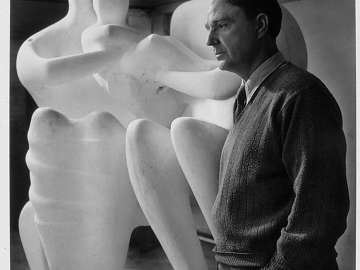 Henry Moore (with sweater)