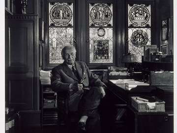Carl Jung (in office)