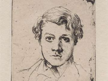 René De Gas, the Artist's Brother