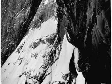 East Face Detail, Mt. Dickey, Alaska