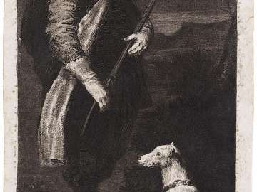 Infante Don Fernando (Prince of Spain) as Hunter