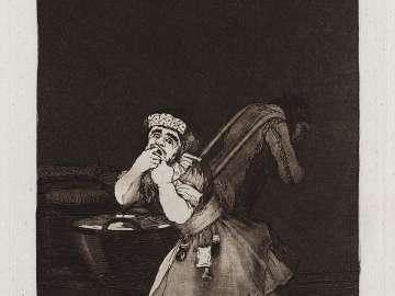El de la rollona (Nanny's Boy); Plate 4 bound into