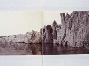 The Arctic Regions, Illustrated with Photographs Taken on an Art Expedition to Greenland
