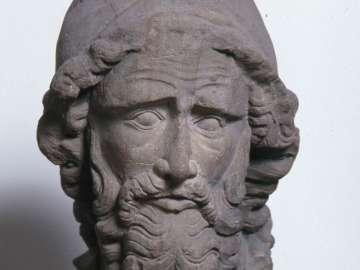 Head of a Prophet