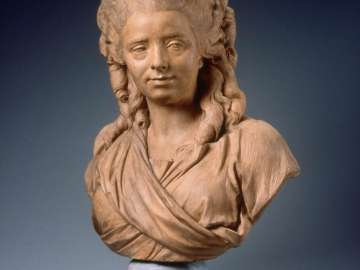 Bust of Madame Sedaine
